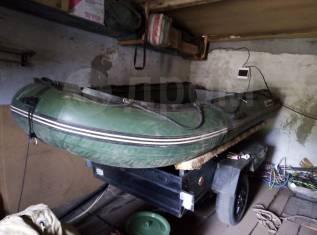 Продам лодку ПВХ Golfsrteam 3,85
