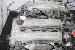 Двигатель Nissan SR20DE Контрактный   Установка Гарантия
