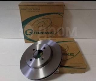 Тормозные диски G-Brake Япония  низкая цена Гарантия  доставка по РФ