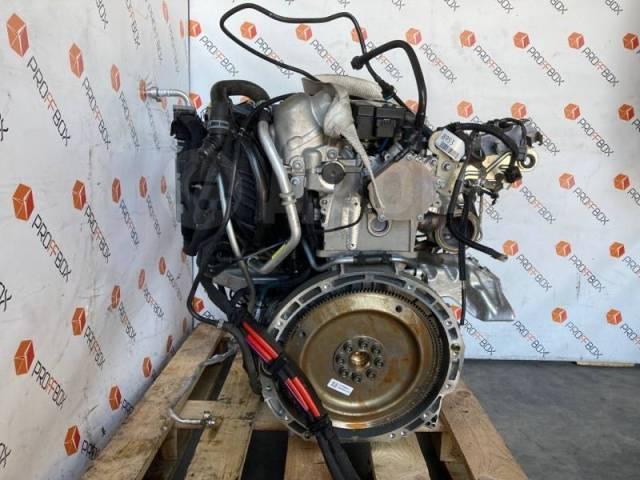 Двигатель Mercedes GLC X253 M274.920 2.0 Turbo, 2019 г M274