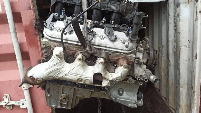 Двигатель в сборе 5.3L V8 Vortec LY5 Chevrolet Suburban 07г 5.3L 12576178