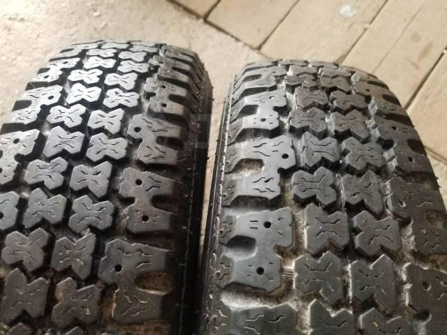 Bridgestone Winter Radial WT-03. зимние, под шипы, б/у, износ 5%