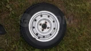 Колесо Bridgestone Blizzak MZ-02 165/70R13