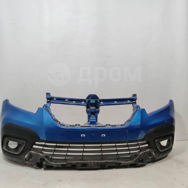Бампер Renault Sandero Stepway 2 передний 620220494R