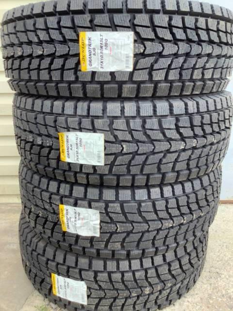 Dunlop Grandtrek SJ6, 265/75 R15