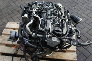 Контрактный Двигатель Audi, проверенный на ЕвроСтенде в Москве.