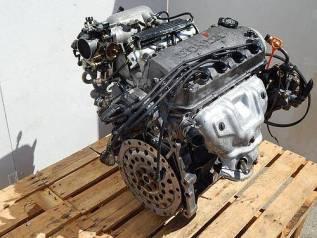 Контрактный Двигатель Honda, проверенный на ЕвроСтенде в Москве.