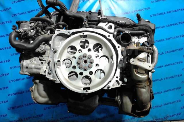 Двигатель Subaru Forester 10100BS370