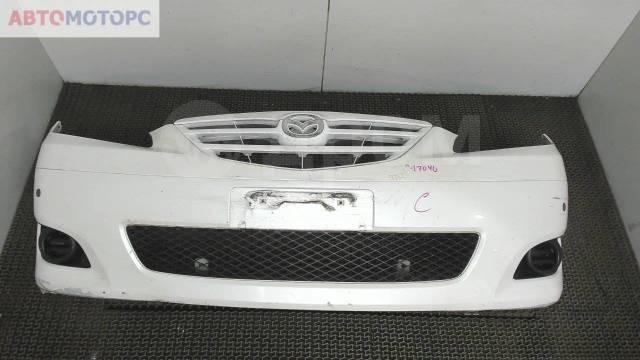 Бампер передний Mazda MPV 1999-2005 (Минивэн)