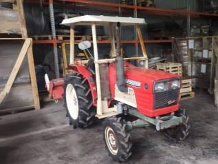 Японский трактор, 2008