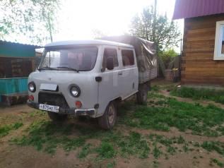 УАЗ-390945 Фермер, 2008