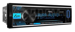 Автомагнитола AURA AMH-66DSP. блютуз /USB /3ЛИН.