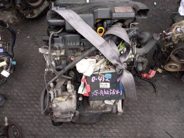 Двигатель Daihatsu Tanto L375S KFVE