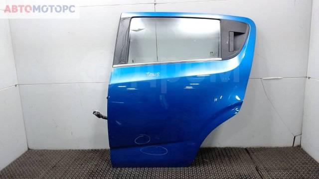 Дверь задняя левая Chevrolet Aveo (T300) 2011 (Хэтчбэк 5 дв. )