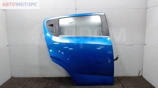 Дверь задняя правая Chevrolet Aveo (T300) 2011 (Хэтчбэк 5 дв. )