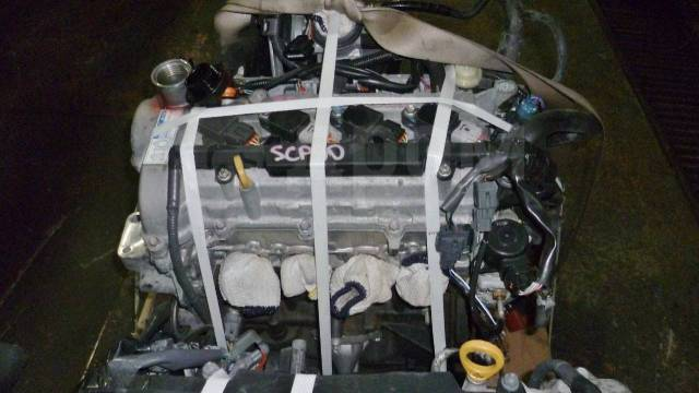 Продам контрактный двигатель 2SZ из Японии, пробег 37000км 1900023220