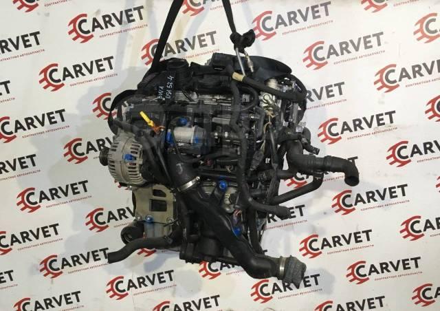 Двигатель для Volkswagen Passat B6 2.0T 200лс BWA 06F100033G