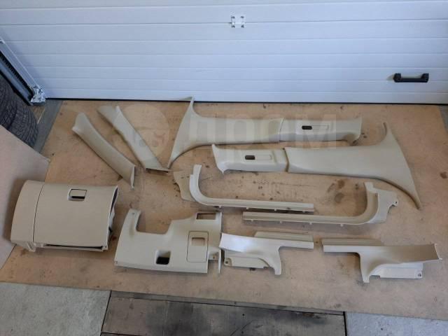 Пластик салона Subaru Forester SG5