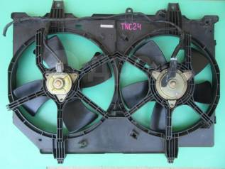 Вентилятор охлаждения радиатора Nissan Serena TNC24, QR20DE.