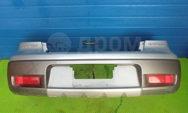 Бампер задний в сборе [цвет A31D] Mitsubishi Airtrek CU5W #2 6410A094HB