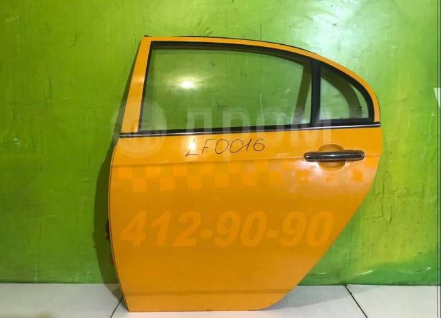 Дверь задняя левая Lifan Solano B6201001 B6201001