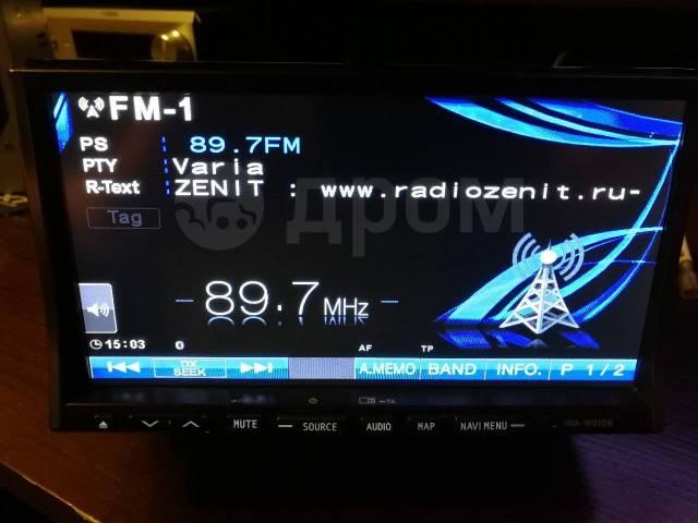 Alpine INA-W910R USB Навигация DVD Bluetooth