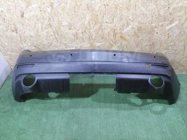 Бампер задний Cadillac SRX 2009-2012 25777279 25777279