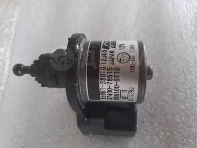Motor, headlamp leveling, rh Toyota 85661-28010 85661-28010