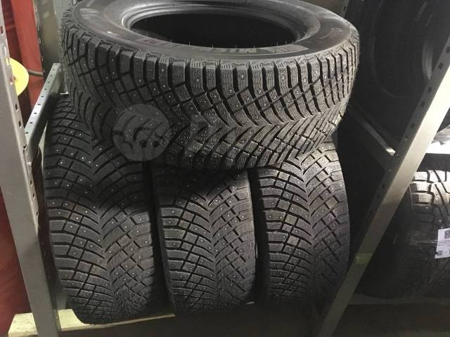 Michelin X-Ice North 4 SUV, 285/60 R18