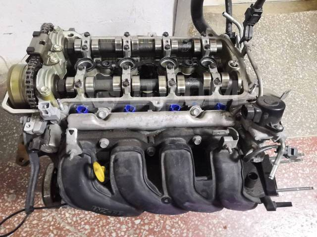 Двигатель в сборе 19000-21200