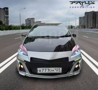 Бампер Toyota Prius, передний ZVW30