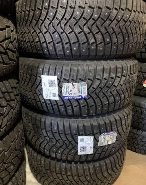 Michelin Latitude X-Ice North 2 RF, 255/55/18