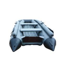 Лодка надувная моторная Altair HD360FB фальшборт с НДНД серый