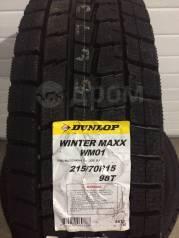 Dunlop Winter Maxx WM01, 215\70R15
