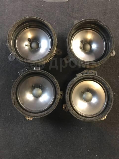 Комплект динамиков Subaru Forester SH / Impreza GH 08-12г