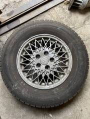 Продам колёса 215/70 r15