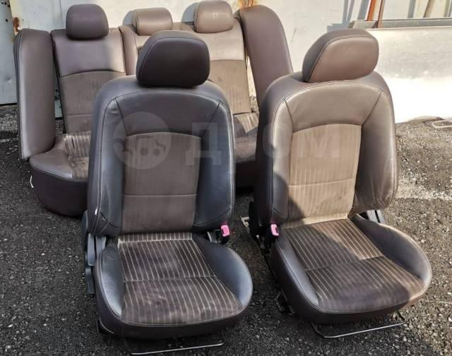 Комплект сидений Mitsubishi Lancer 10