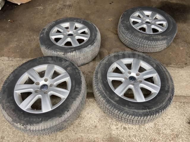 Оригинальные литые диски Volkswagen