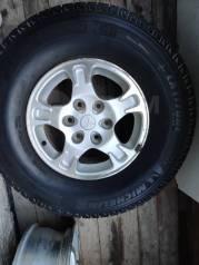 Комплект колёс с зимней резиной 275/70/16
