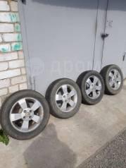 Продам комплект шина на литье