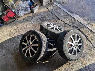 Колеса 185/65/15 (5х100) Toyota/Subaru/Honda