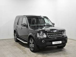 Фара Land Rover Discovery 2016