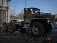 Урал седельный тягач, 1993