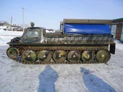 Вездеход ГАЗ 71 Арктика