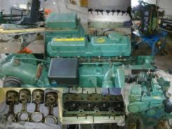 Капитальный ремонт стационарных моторов и угловых колонок