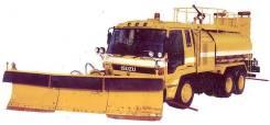 Продаю Isuzu V330 цистерна грузовой, год изг. 1990