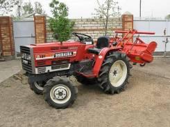 Продается трактор Shibaura P15F, 4WD, культиватор