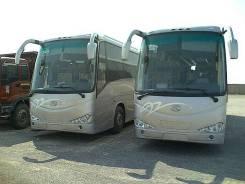 Туристический автобус king long 6127c