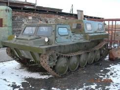 ГАЗ-71(ГТС)Снегоболотоход