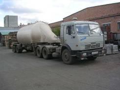 Камаз-54115, тягач, с муковозом